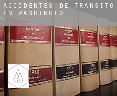 Accidentes de tránsito en  Washington