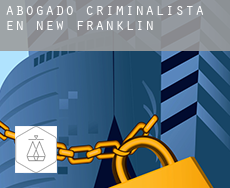 Abogado criminalista en  New Franklin