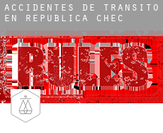 Accidentes de tránsito en  República Checa